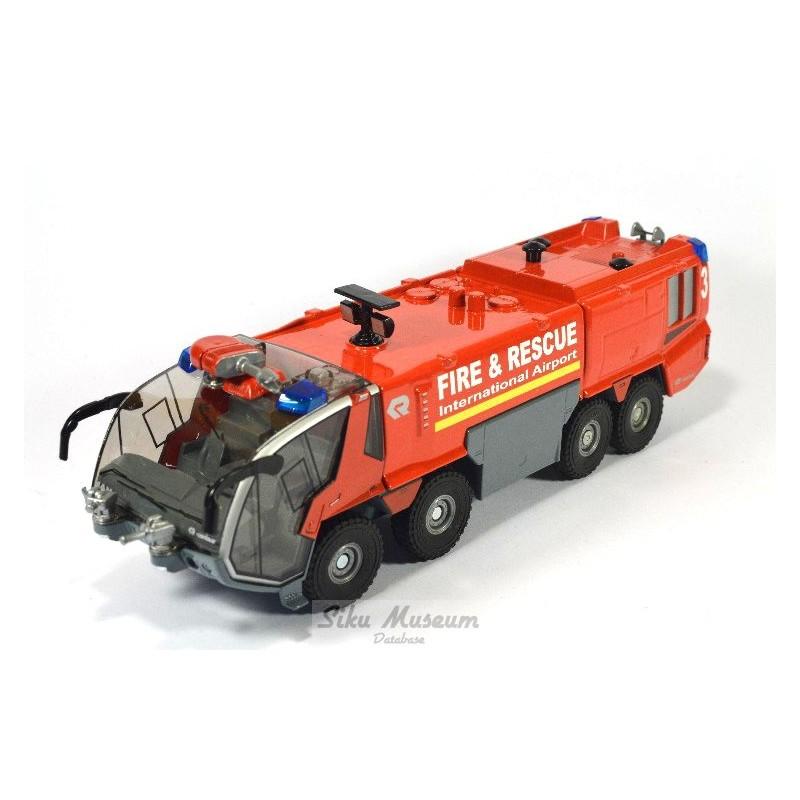 Rosenbauer Flugfeld Feuerwehr