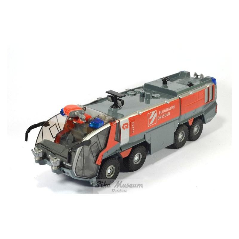 Rosenbauer vliegveld brandweerwagen