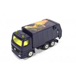Mercedes Actros refuse truck Breda