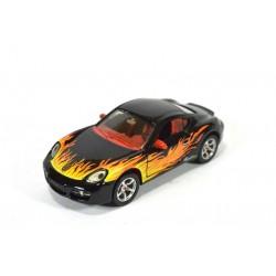 Porsche Cayman Blackline