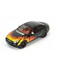 Mercedes CLS Blackline