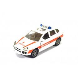 Porsche Cayenne Notarzt