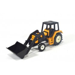 Renault with front loader