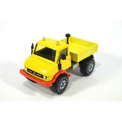 Double pack Unimog with Audi