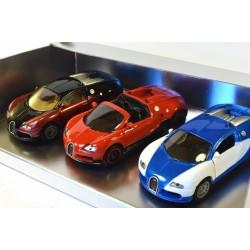 Bugatt Veyroni 3-pack