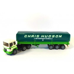 MAN 8156F Chris Hudson