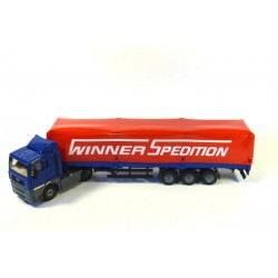 MAN TGA Winner Spedition