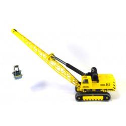Menck M500H cable excavator