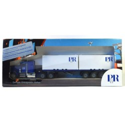 Peterbilt containertransporter P&R