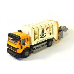 Mercedes SK refuse truck Salzburg