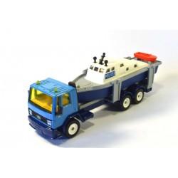 Ford Cargo Polizei Helgoland