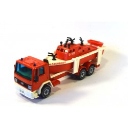 Ford Cargo fire rescue boat