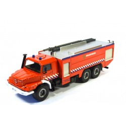 Mercedes Zetros Fire Engine