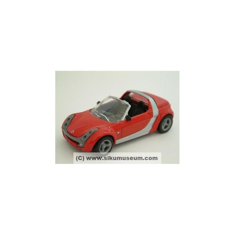 siku 1065 smart roadster cabrio online siku museum. Black Bedroom Furniture Sets. Home Design Ideas