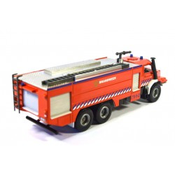 Mercedes Zetros Fire Engine