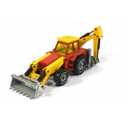 JCB 3X excavator