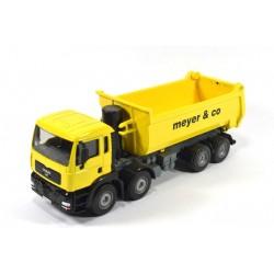MAN TGA tipping truck