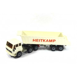 Mercedes 2232 kiepwagen Heitkamp