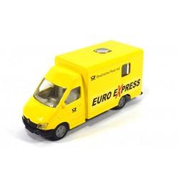 Mercedes Sprinter Pakketdienst