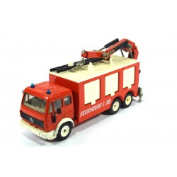 Mercedes SK Fire service rescue vehicle