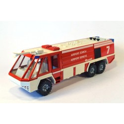 Rosenbauer airport fire engine