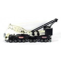 Liebherr LG 1550 lattice boom crane Bücker