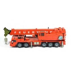 Faun hydraulic crane Feuerwehr