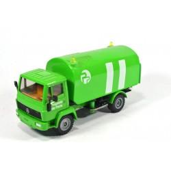 Mercedes LN2 refuse truck Propreté de Paris