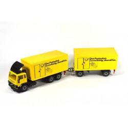 Volvo F7 pakket transport