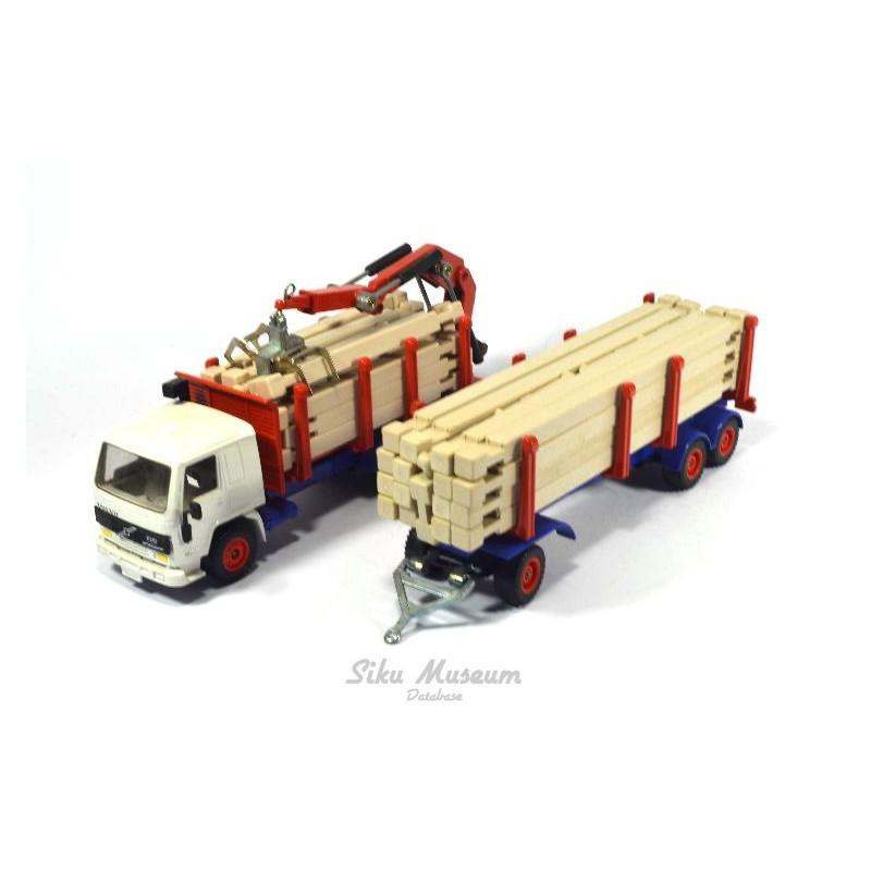 Volvo FL10 garage transport