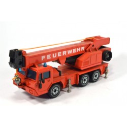Faun kraanwagen Feuerwehr