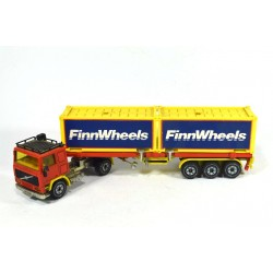 Volvo F10 containertransport FinnWheels