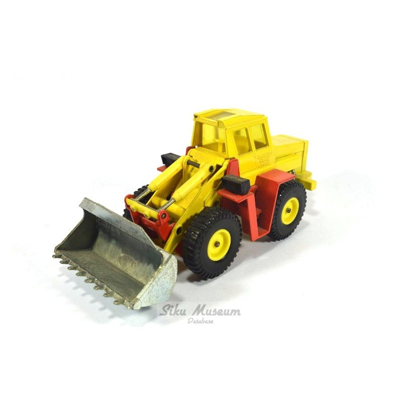 Zettelmeyer Europ L2000 shovel