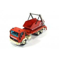 Mercedes LN 2 container transporter Feuerwehr