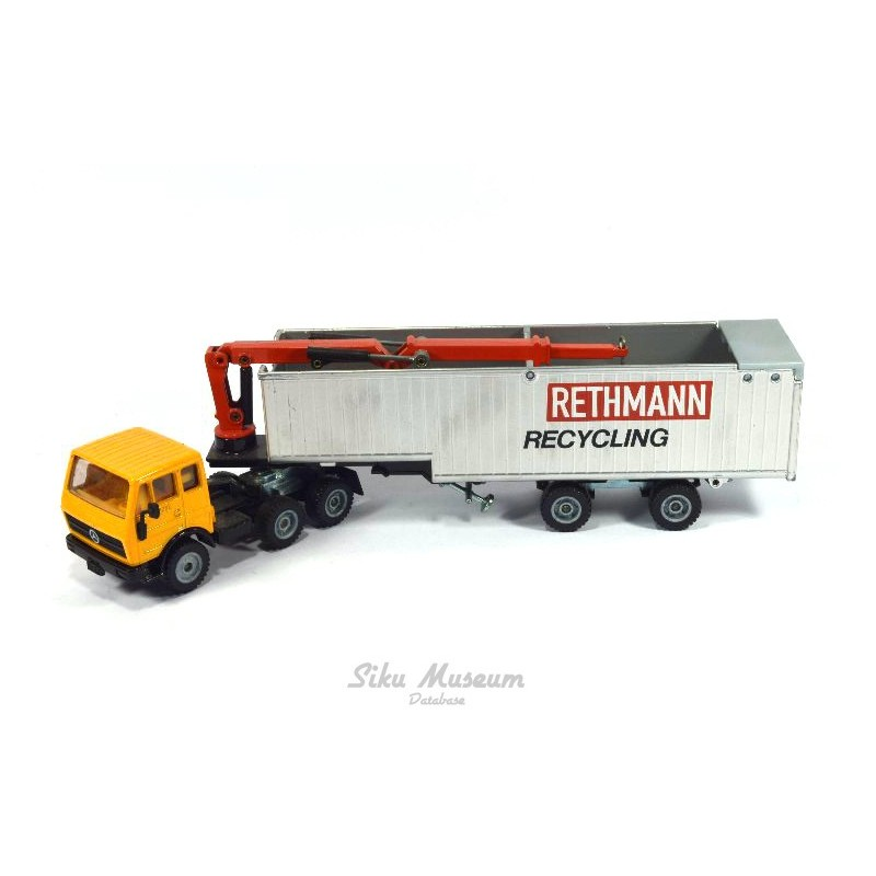 Mercedes 2232 Rethmann Recycling