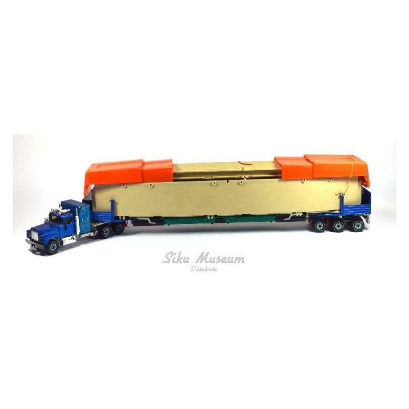Siku 4013 Mack Heavy Transport With Viaduct