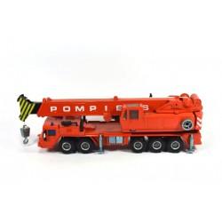 Faun mobiele kraan Pompiers