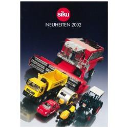 Neuheiten 2002