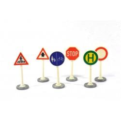 Verkeersborden set