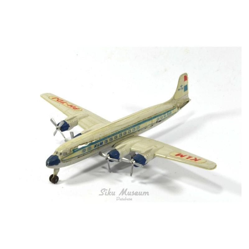 DC-7 KLM