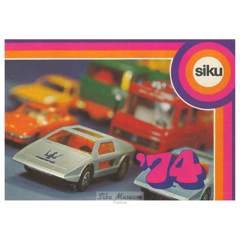 Catalog 1974