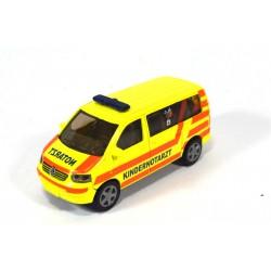 Volkswagen T5 Multivan Kindernotarzt