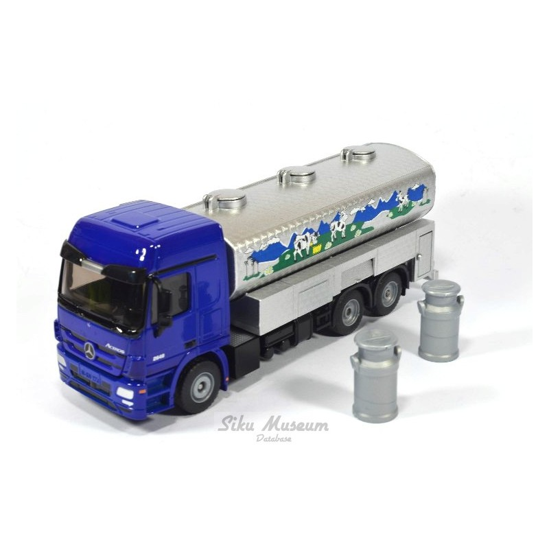 Mercedes Actros melkwagen
