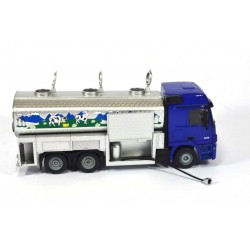 Mercedes Actros milk collecting truck