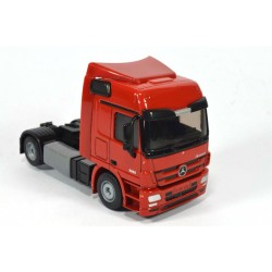 Mercedes Actros with tipping trailer