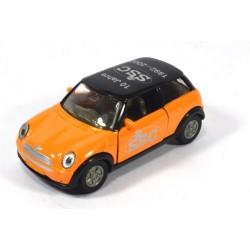 Mini Cooper SSC 2002