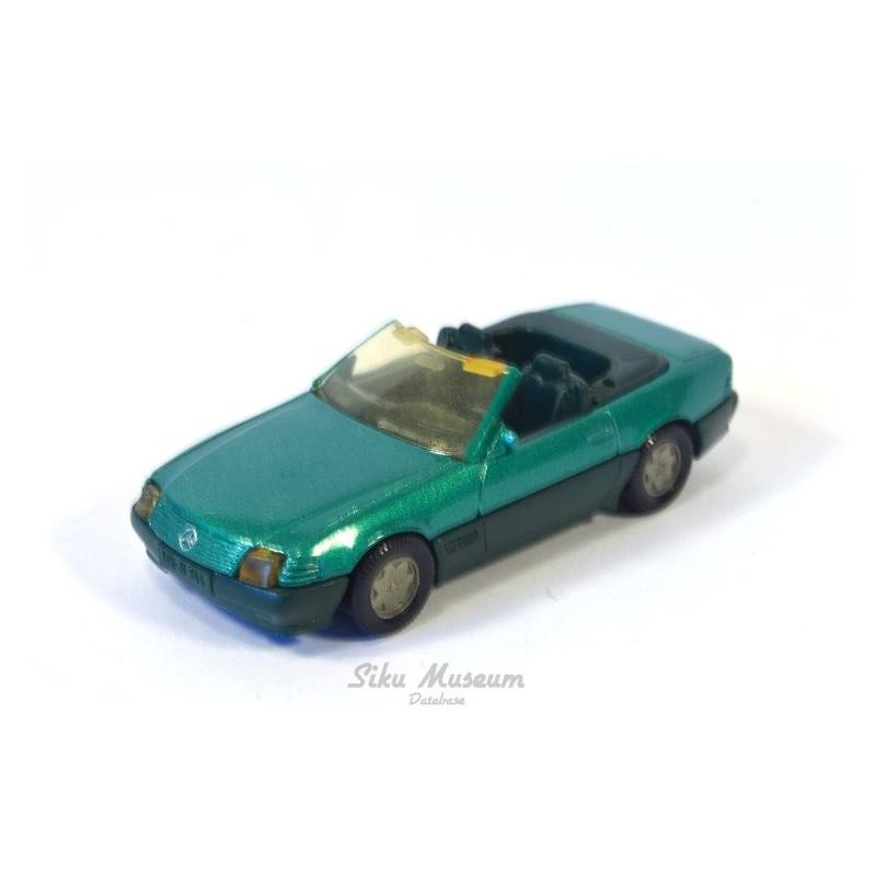 Mercedes 500 SL cabriolet