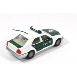 Mercedes C 220 Polizei