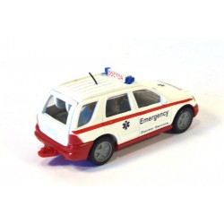 Mercedes ML 320 Emergency