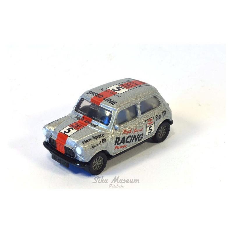 Mini Cooper race car